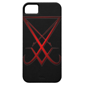 iPhone 5/5s Phone Case with Lucifer's Sigil