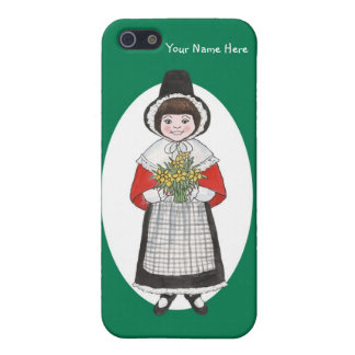 iPhone 5/5s Savvy Case to Personalize, Welsh Girl
