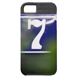 iPhone 5/5S, Tough Case Back Cover