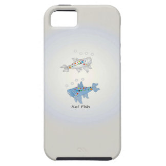 iPhone 5/5S, Tough Opal Koi Fish Cover iPhone 5/5S Case