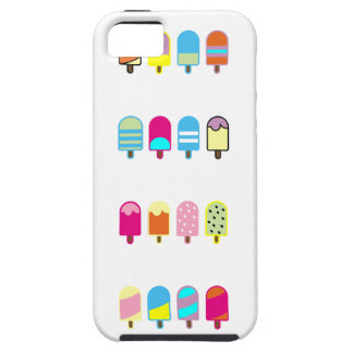 iPhone 5/5S, Tough Phone icecream Case