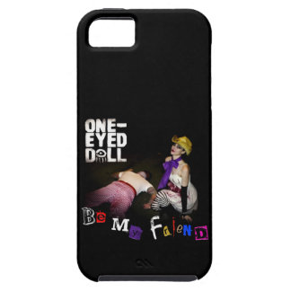 iPhone 5/5S Vibe Case: Be My Friend iPhone SE/5/5s Case
