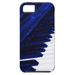 iPhone 5/5s Vibe Case (Blue Piano) iPhone 5 Covers