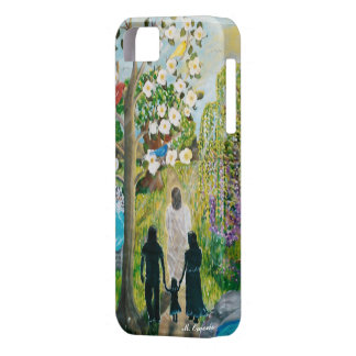 IPHONE 5/5S WALK WITH CHRIST COVER
