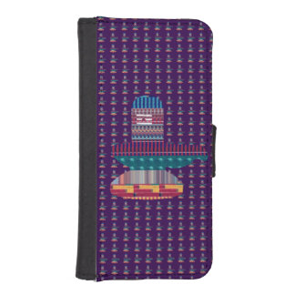 iPhone 5/5s Wallet Case Art by NAVIN Joshi GIFTS iPhone 5 Wallet