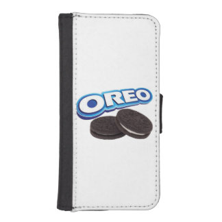 iPhone 5/5s Wallet Case oreo biscuits