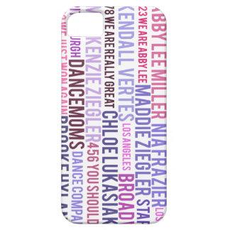 iPhone 5/5S WordArt Case LIGHT PINK