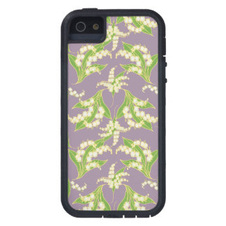 iPhone 5/5s Xtreme Case Lilies of the Valley Mauve iPhone 5 Covers