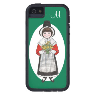 iPhone 5/5s Xtreme Case to Personalize, Welsh Girl