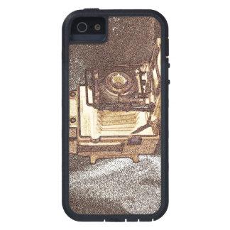 iPhone 5/5S, Xtreme duro de la cámara de la prensa Funda iPhone SE/5/5s