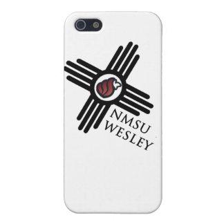 iphone 5/5s Zia NMSU Wesley Case iPhone 5/5S Case