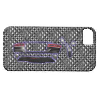 iPhone 5 - 9 Different Carbon Backgrounds Car 3D iPhone SE/5/5s Case