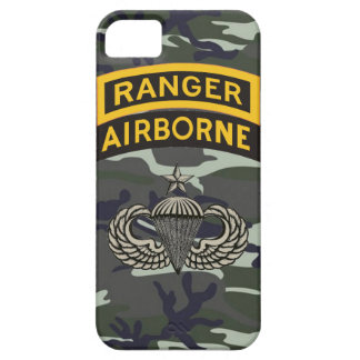 IPHONE 5 AIRBORNE RANGER CELL PHONE CASE iPhone 5 CASES