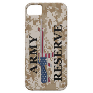 iPhone 5 Army Reserve Tan Camo iPhone SE/5/5s Case