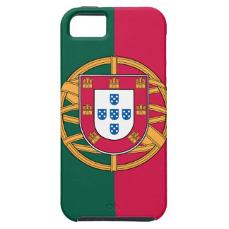 iPhone 5, bandera portuguesa iPhone 5 Funda