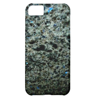 iPhone 5 Barely There Case Blue Nuggets Stone Cover For iPhone 5C