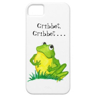 iPhone 5 Barely There Case, Fun Frog iPhone 5 Covers