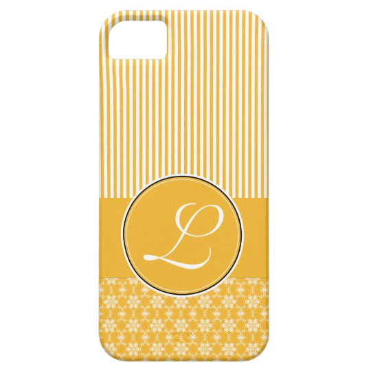 iPhone 5 Barely There Case Template Gold