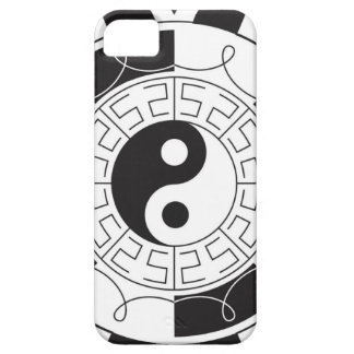 iPhone 5 Barely There Case Ying Yang