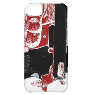 iPhone 5 Barely there Custom Gun case iPhone 5C Covers