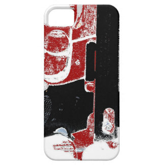 iPhone 5 Barely there Custom Gun case iPhone 5 Case