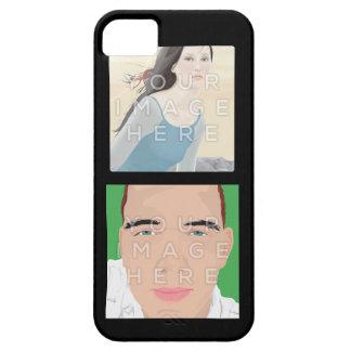 iPhone 5 Barely There de la casamata de la foto de iPhone 5 Case-Mate Protector