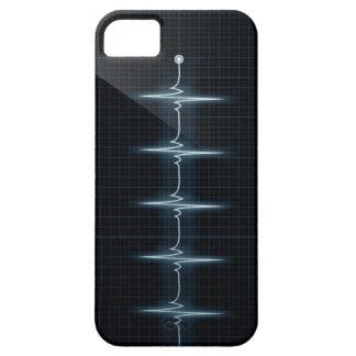 iPhone 5 Barely There del rastro del pulso del Funda Para iPhone SE/5/5s