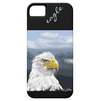 iPhone 5 Barely There universal Case: EAGLE iPhone SE/5/5s Case