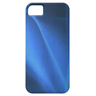 iPhone 5 Barely There Universal Case Wavy Blue