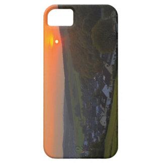 iPhone 5 barley móvil there puesta de sol Funda Para iPhone SE/5/5s