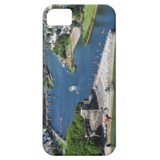 iPhone 5 barley there mobile phone cover German