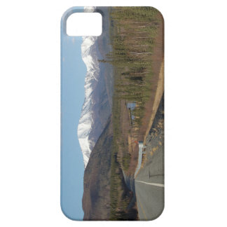 iPhone 5 barley there mobile phone cover Higway