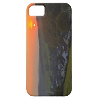 iPhone 5 barley there mobile phone sunset iPhone SE/5/5s Case