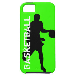 iPhone 5 Basketball Case