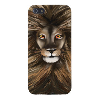 iPhone 5.Big Cat Cover For iPhone SE/5/5s