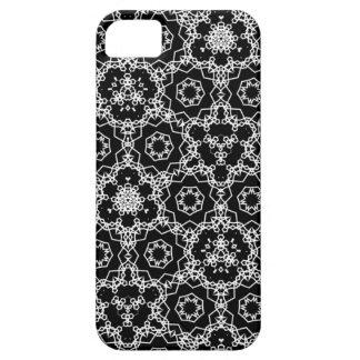 iPhone 5 Black and White triangular pattern iPhone 5 Case