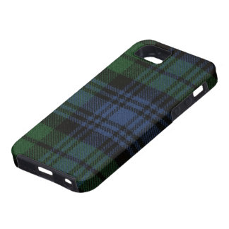 iPhone 5 Black Watch Ancient Tartan Case