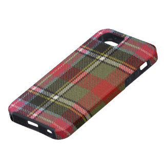 iPhone 5 Bruce of Kinnaird Ancient Tartan Case iPhone 5 Covers