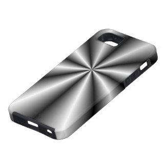 iPhone 5 Brushed Metal Tuck and Roll iPhone SE/5/5s Case