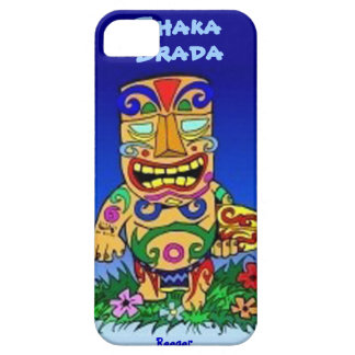 Iphone 5 BT - tipo de Shaka Brada Tiki iPhone 5 Funda