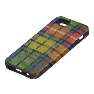 iPhone 5 Buchanan Ancient Tartan Print Case