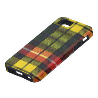 iPhone 5 Buchanan Modern Tartan Print iPhone SE/5/5s Case
