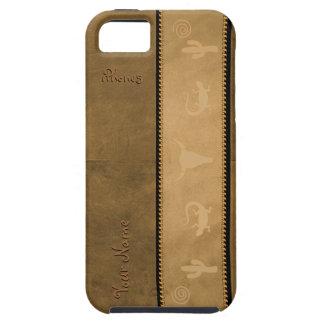 iPhone 5 calificado caso Funda Para iPhone 5 Tough