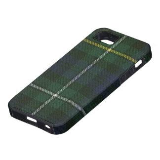 iPhone 5 Campbell of Argyll Modern Tartan Print iPhone SE/5/5s Case