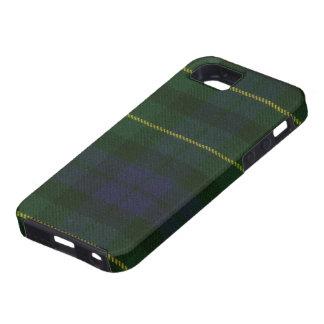 iPhone 5 Campbell of Breadalbane Modern Tartan iPhone SE/5/5s Case
