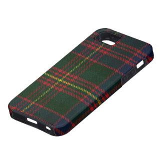 iPhone 5 Carnegie Modern Tartan Print iPhone SE/5/5s Case