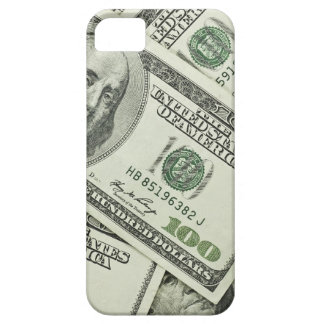 iPhone 5 case 100 Dollar Bills