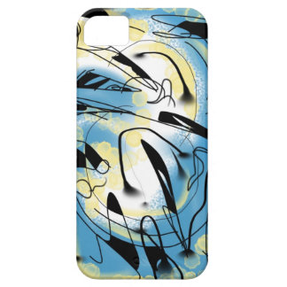 iPhone 5 case, abstract art iPhone SE/5/5s Case