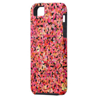 """iPHONE 5 CASE,  """"ABSTRACT, MULTI-COLOR"""" iPhone SE/5/5s Case"""