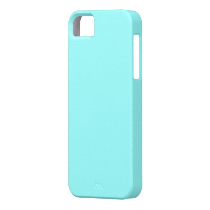 iphone 5 case aqua turquoise teal color